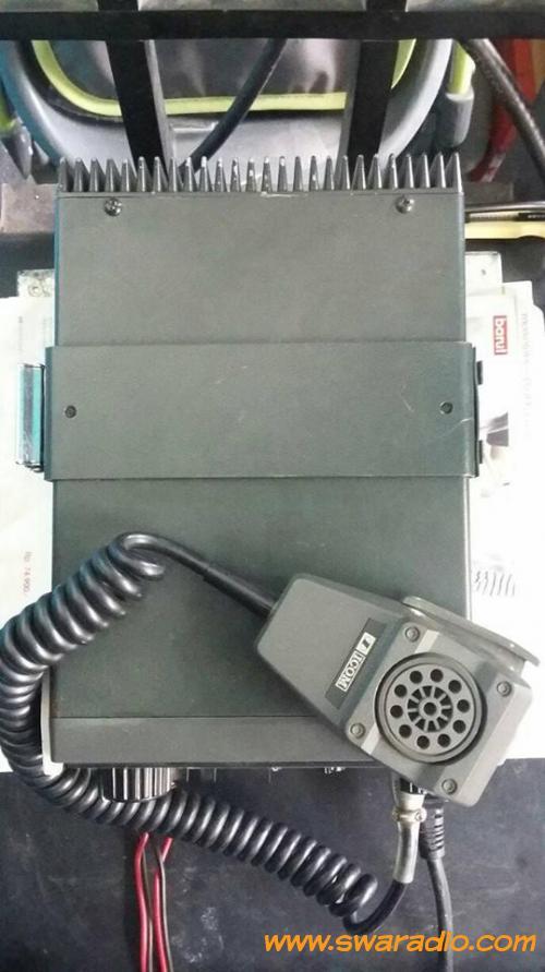 Dijual ICOM IC 270 VINTAGE Barang Full Original Susah
