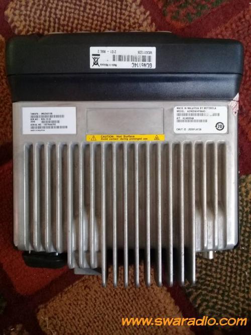 dijual MOTOROLA GM338 VHF 25WATT TANAPA : IMUD6010B