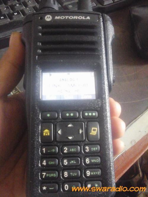 Dijual Motorola APX1000 Frek 7 800Mhz Trunking Digital