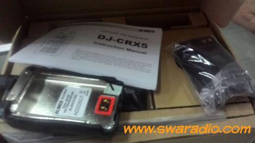Alinco Dj-Crx5 dual band | swaradio com