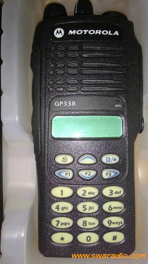 Dijual Ht Motorola Gp 338 Vhf